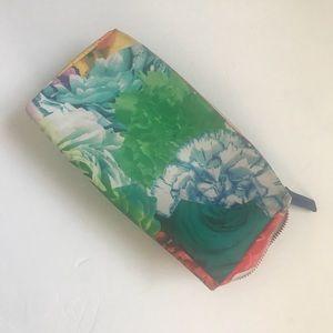 Sonia kashuk  Cosmetic Floral Bag